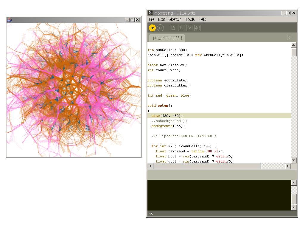 Processing | Net Art Anthology